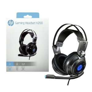 Headset Gamer HP H200