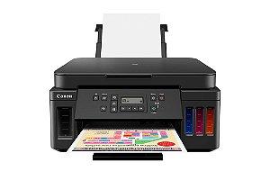 Impressora multifuncional tanque de tinta colorida  Mega Tank G6010