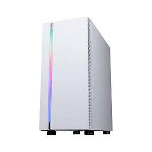 Gabinete Gamer Galax Quasar RGB Mid Tower ATX Branco GX600-WH