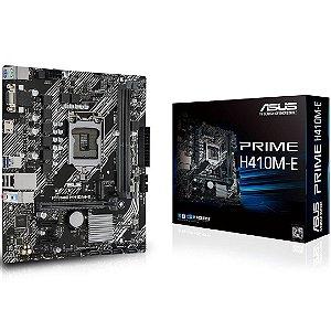 Placa-mãe Asus P/intel 1200 H410m-e Prime 2xddr4 Matx