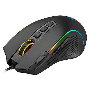Mouse Gamer Iluminado Predator (M612-RGB)