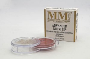 Advanced Nutri Lip [Hidratante Labial] MM System 6g - Morango (Disco)