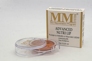 Advanced Nutri Lip  [Hidratante Labial] MM System 6g - Chocolate (Disco)