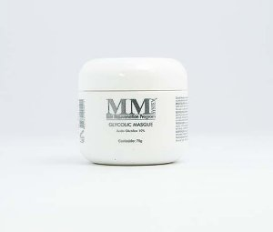 Glycolic Masque 10% (Máscara Antiacne) MM System - 75g