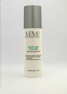 Gentle Silky Cleanser (Sabonete Facial - Peles Secas e/ou Delicadas) MM System - 150ml