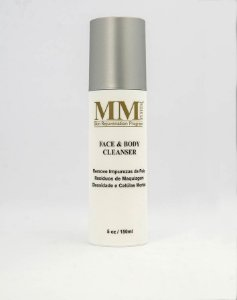 Face & Body Cleanser (Sabonete Facial e Corporal) MM System - 150mL