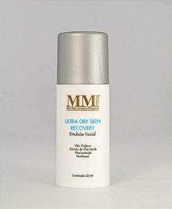 Ultra Dry Skin Recovery (Creme Facial - Hidratante / Regenerativo) MM System - 50ml