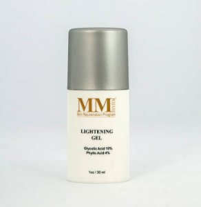 Lightening Gel (Gel Anti-envelhecimento e Clareador para Pele Oleosa) MM System - 30ml