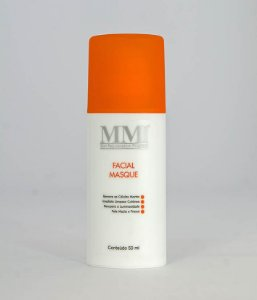 Facial Masque (Máscara Facial - Antioxidante e Anti-inflamatória) MM System - 50ml