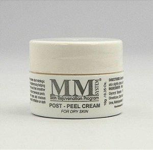 Post Peel Cream - Dry Skin (Creme Facial Hidratante para Peles Secas) MM System - 10g