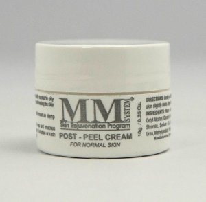 Post Peel Cream – Normal Skin (Creme Facial Hidratante para Peles Normais) MM System - 10g