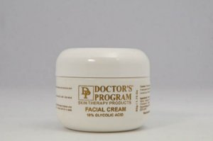 Facial Cream 10% (Creme Antirrugas) Doctor´s Program - 50g