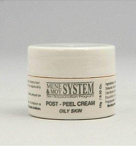 Post Peel Cream - Oily Skin (Creme Facial Hidratante para Pele Oleosa) MM System - 10g