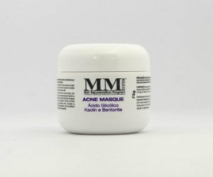 Acne Masque (Máscara Antiacne) MM System - 75 gr
