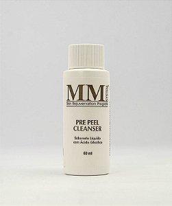 Pré Peel Cleanser (Sabonete Facial - Uso Profissional) MM System - 60ml