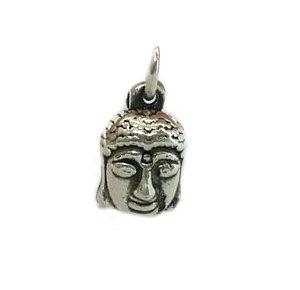 Pingente Prata Buda Pequeno
