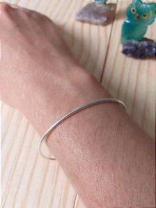 Pulseira de Prata Feminina Bracelete