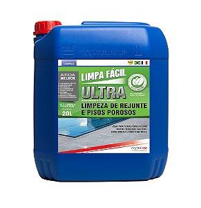 Limpa Fácil Ultra Limpeza de Rejunte e Pisos Porosos 20 Litros - Performance Eco