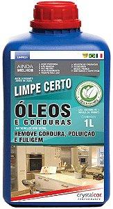Limpe Certo Óleos, Graxas e Gorduras 1 Litro - Performance Eco