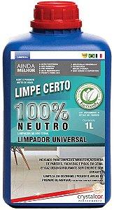 Limpe Certo 100% Neutro Limpador Universal 1 Litro - Performance Eco