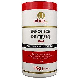 Botox Tonalizante Vermelho Repositor de Massa RED 1kg- Urban Eco