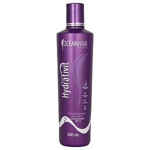 Condicionador Nutritivo Hydrativit Homecare 300ml - Ocean Hair