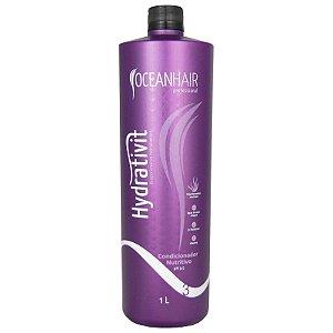 Condicionador Nutritivo Hydrativit pH 3.5 1 Litro - Ocean Hair