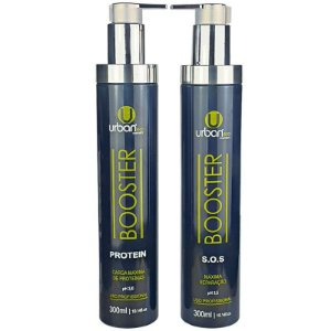 Kit Booster Maxíma Protein Reparação 2x300ml - Urban Eco