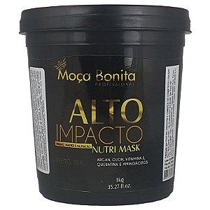 Máscara Alto Impacto Efeito Teia Nutri Mask 1kg - Moça Bonita