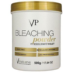 Pó Descolorante Bleaching Powder Ultra Rápido Violet 500g - Vitaflayne