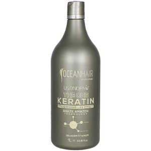 Selagem Titanium Lisonday The One Keratin 1 Litro - Ocean hair