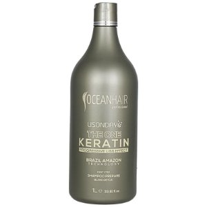 Shampoo Anti-resíduo Prepare Lisonday The One Keratin 1 litro - Ocean hair