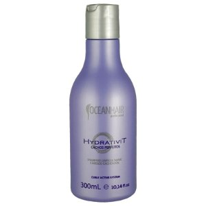 Shampoo Limpeza Suave Hydrativit Cachos Perfeitos 300ml Ocean Hair