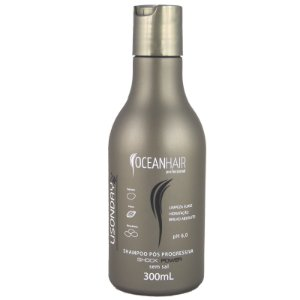 Shampoo Pós Progressiva Lisonday Shock Power 300ml - Ocean Hair