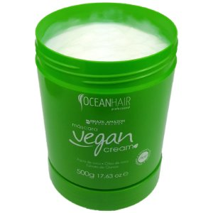 Máscara Total Free Vegan Cream 500g - Ocean Hair