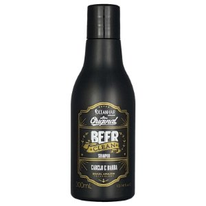 Shampoo Cabelo e Barba  The Original Beer Clean 300ml - Ocean Har