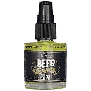 Óleo Para Cabelo e Barba Beer Oil 30ml - Ocean Hair