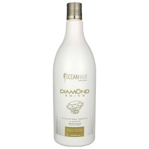 Progressiva Alisante Diamond Shine 4D - 1 Litro - Ocean Hair