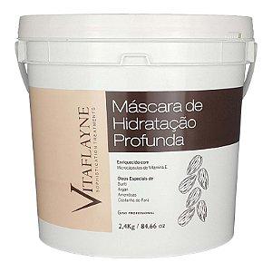 Máscara de Hidratação Profunda 2,4kg - Vitaflayne