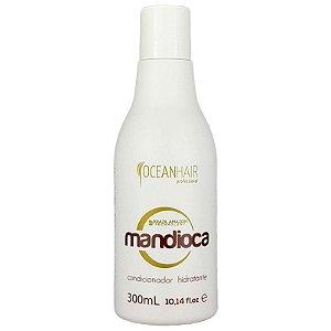 Condicionador Hidratante Mandioca 300 ml Brazil Amazon Ocean Hair
