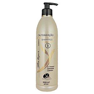 Shampoo Revitalizante Yllen Repair Cauterização 500 ml - Yllen Cosméticos