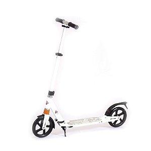 Patinete Juvenil Scooter - Rolamento ABEC 11 Rodas de 15 cm Mola de Amortecimento - UniToys