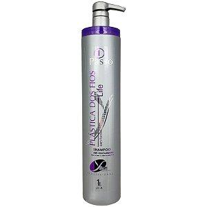 Shampoo Selagem Térmica Plástica dos Fios Life 1 Litro - Yllen Cosméticos