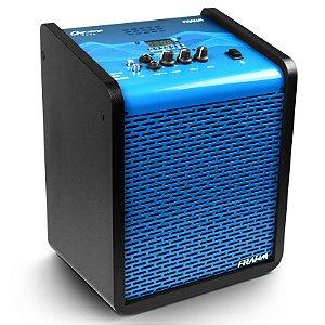 Caixa de Som Amplificada Multiuso Chroma 100W Bivolt Conexão Bluetooth USB FM - FRAHM