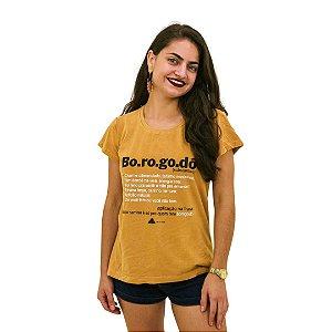 Camisa Feminina Borogodó