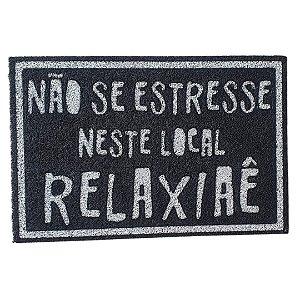 Tapete Não Se Estresse Nesse Local Relaxiaê