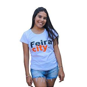 Camisa Feminina Feira City
