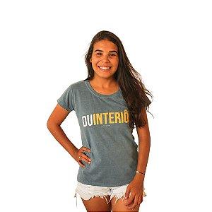 Camisa Feminina Duinteriô