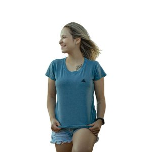 Camisa Feminina Básica Relaxiaê