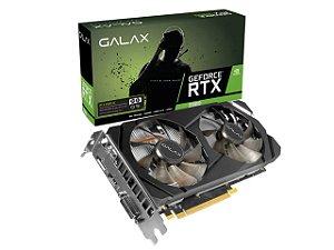 PLACA DE VIDEO GEFORCE RTX 2060 6GB DDR6 192BIT 14000MHZ DVI HDMI DP  NVIDIA 26NRL7HPX7OC RTX ENTUSIASTA